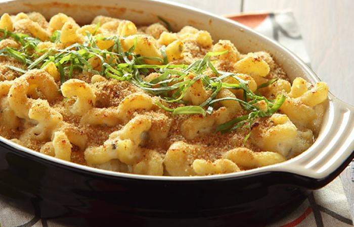 Italian Cheese and Macaroni