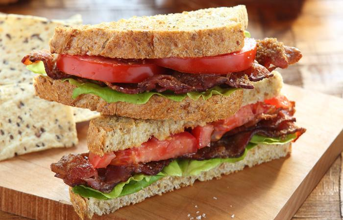 Ultimate TBLs (Tomato Sandwiches with Bacon and Lettuce)