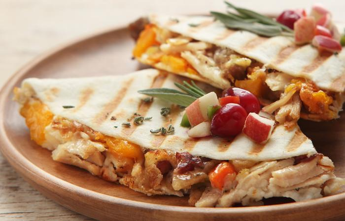 Black Friday Quesadillas