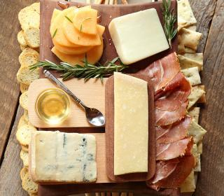 Italian Cheese Board