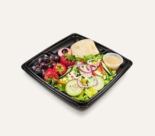 Vegetarian Gourmet Greek Salad Executive Meal