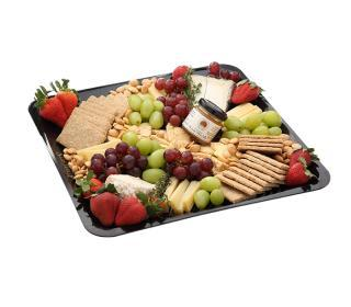 Celebrate With Bubbles Cheese Tray