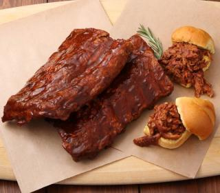 The KC Smokehouse Sampler