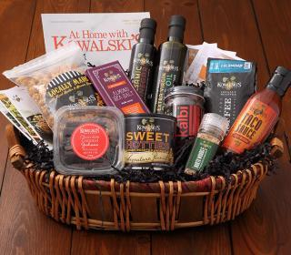 Kowalski's Family Favorite Gift Basket