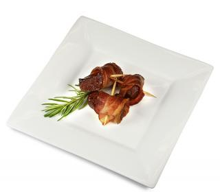 Bacon Wrapped Kalbi Marinated Beef