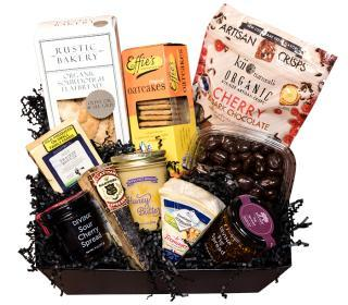 Specialty Cheese Gift Baskets