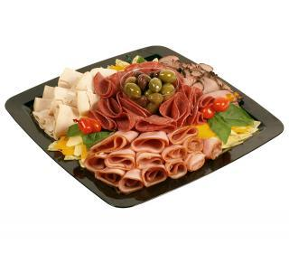 Kowalski's Signature Meat and Cheese Tray