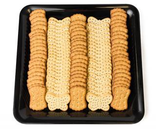 Assorted Cracker Tray