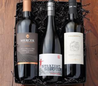 Red Wine Lover's Gift Basket