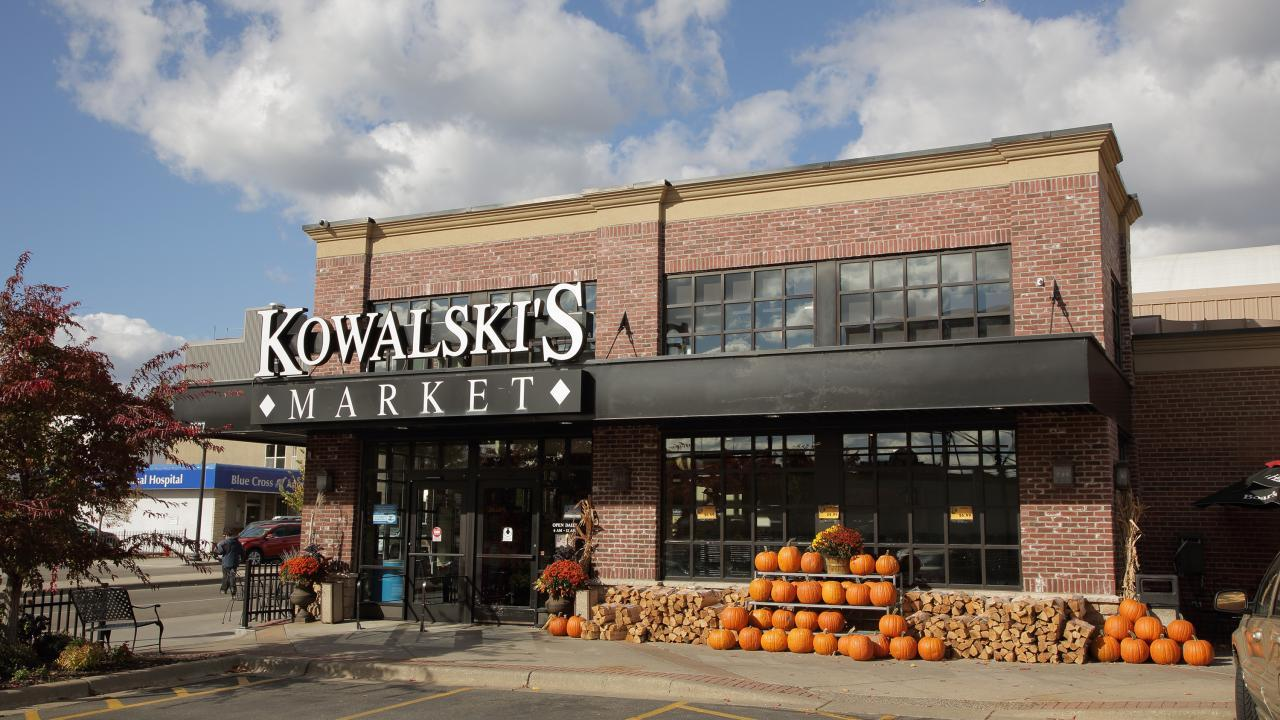 Kowalski's Lyndale Avenue Market Storefront