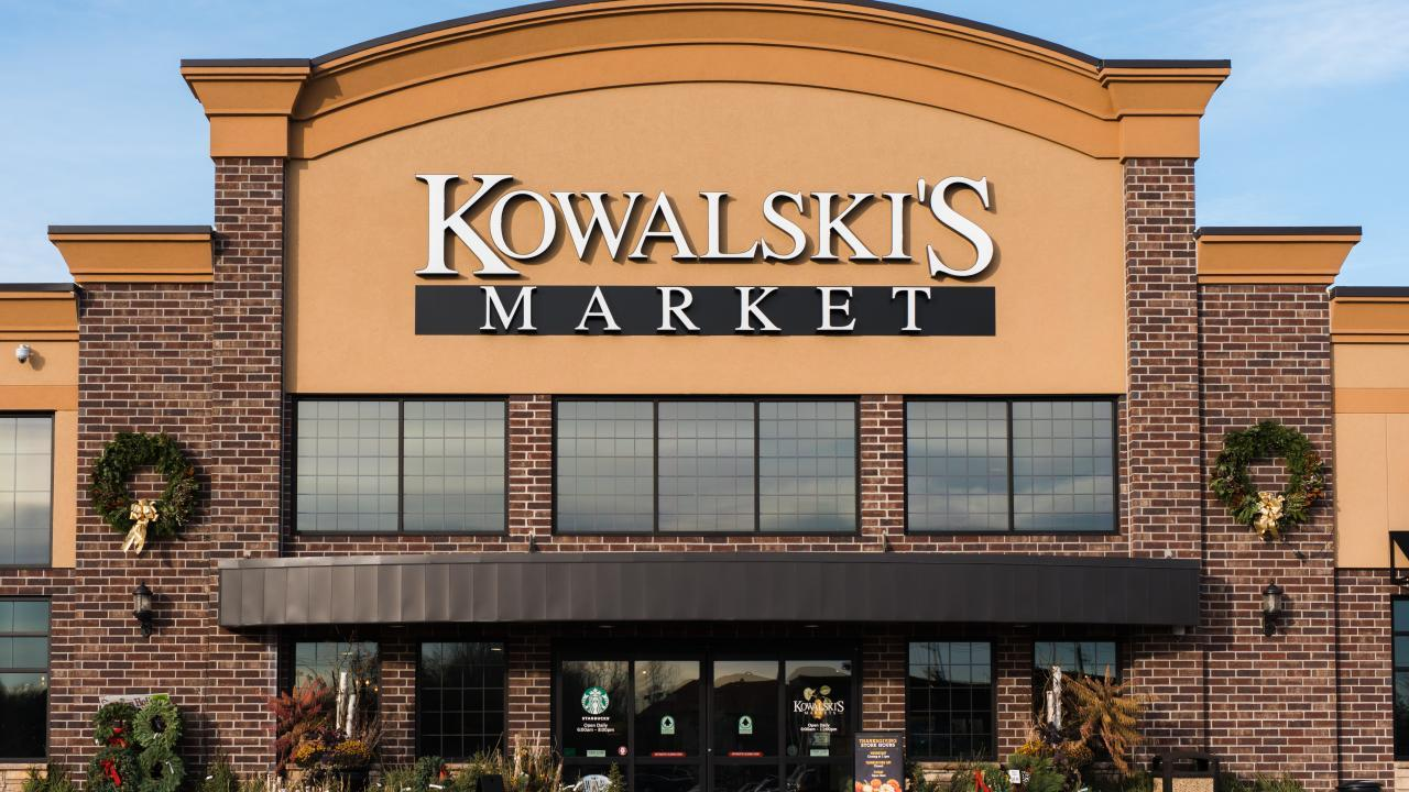 Kowalski's Market Shoreview Location