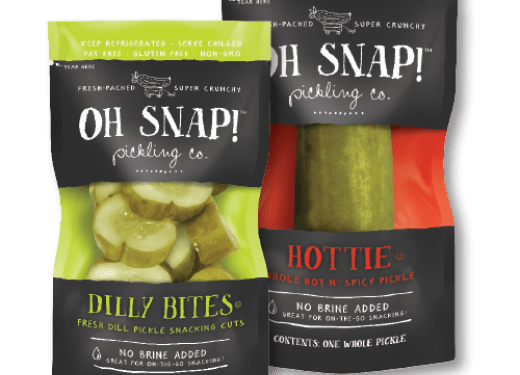 Oh Snap! Pickling Co. Pickle Snacks