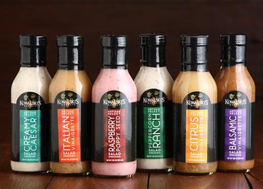 Kowalski's 6 Salad Dressings