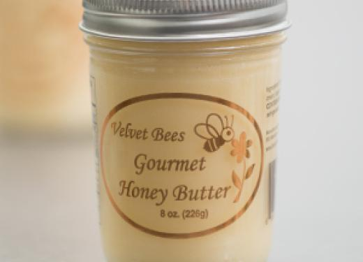 Velvet Bees Honey Butter