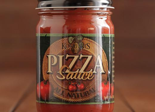 Jar of Kowalski's Pizza Sauce