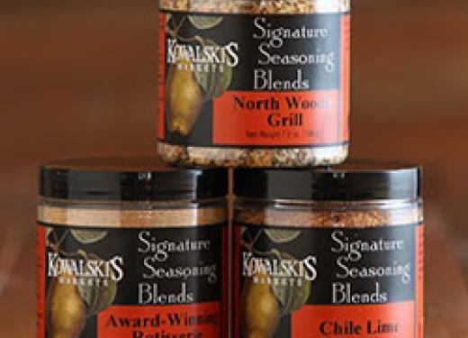 Kowalski's Seasoning Blends