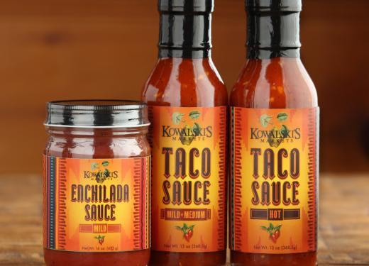 Signature Mexican Sauces
