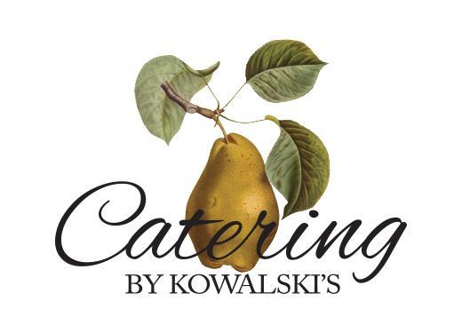 Catering by Kowalski's Logo
