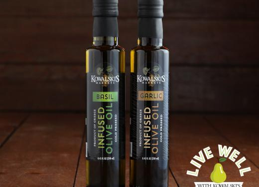 Kowalski's Flavored Olive Oils (Live Well approved)