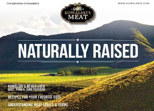 Kowalski's Naturally Raised Meat