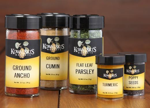 Signature Dry Spices