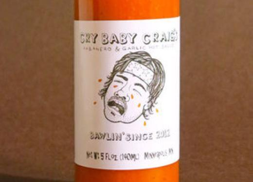 Cry Baby Craig's Hot Sauce