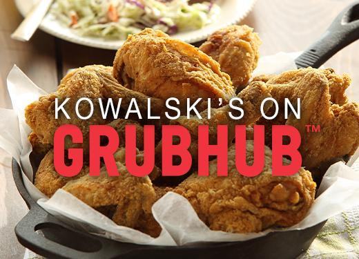 Kowalski's On Grubhub