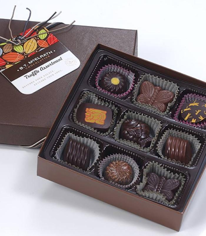 B.T. McElrath Boxed Assorted Chocolates