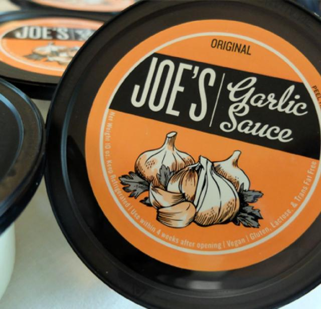 Joe's Garlic Sauce