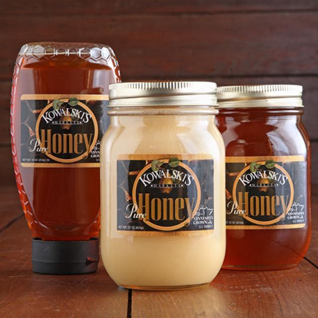 Kowalski's Honey from Marquette Honey Farm