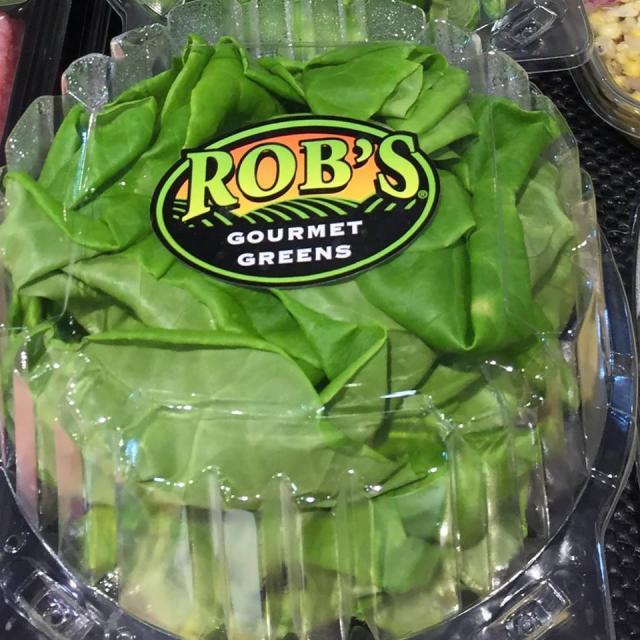 Rob's Gourmet Greens Butter Lettuce