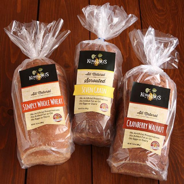 Kowalski's All Natural Breads