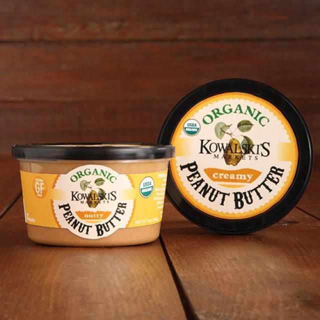 Signature Organic Fresh Peanut Butter