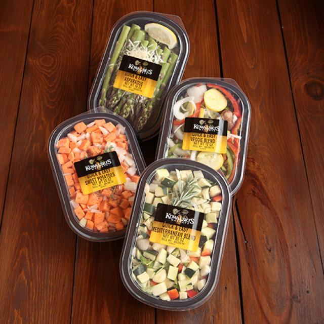 Kowalski's Quick & Easy Veggies