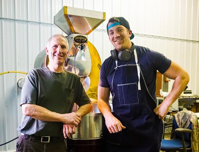 Folly Coffee Roasters Owners