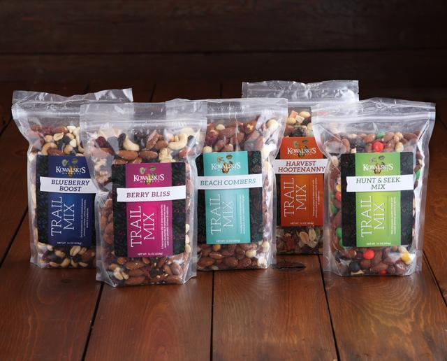 Kowalski's Trail Mixes