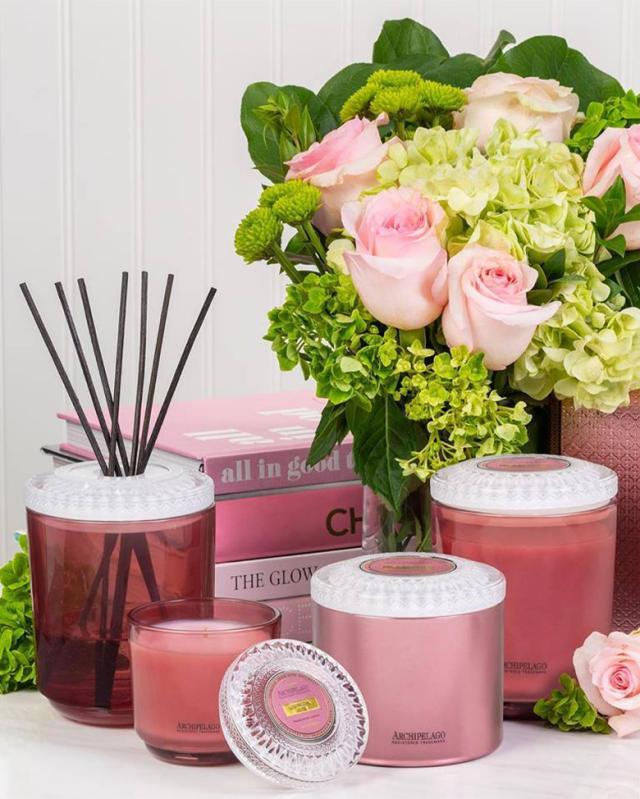Archipelago Botanicals Candles and Diffuser