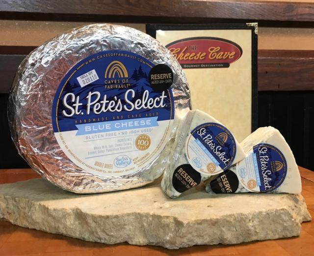 St. Pete's Select Blue Cheese
