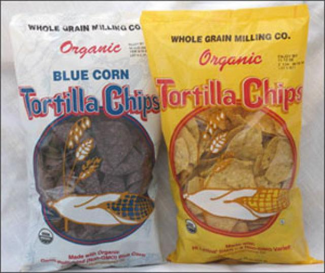 Whole Grain Milling Chips