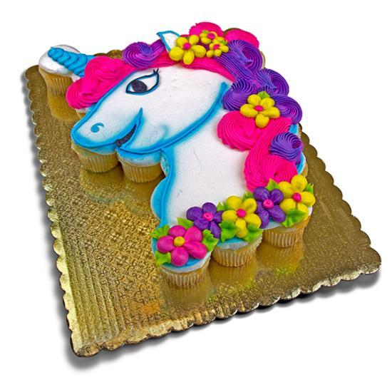 Unicorn Cupcake Pull A Part