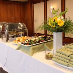Buffet with Warmers