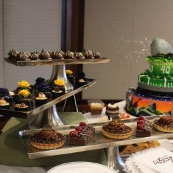 Football Truffles and Tarts