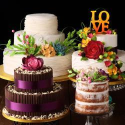 Four Specialty Cakes