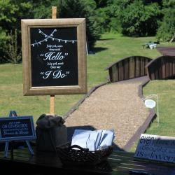 Wedding Entry Signs