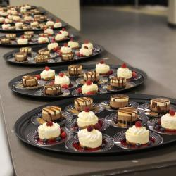 Individual Cheesecake Trays