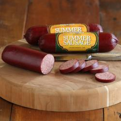 Signature Summer Sausage