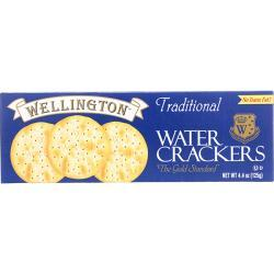 Wellington Traditional Water Crackers