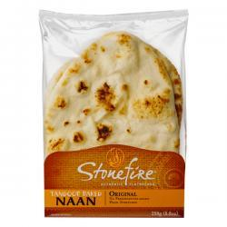 Stonefire Authentic Flatbreads Tandoor Baked Naan