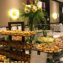 Large Arrangement for Buffet