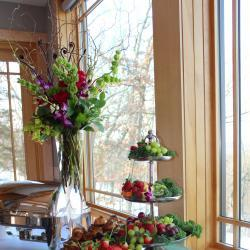 Tall Arrangement for Buffet